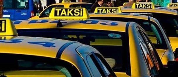 İstanbul'da Taksi Ücretlerine Yüzde 9 Zam