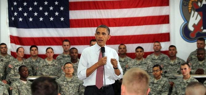 Obama'nın IŞİD Harekâtının Kördüğümü: Suriye
