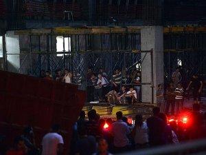 Şişli'de İnşaat Asansörü Düştü: 10 Ölü