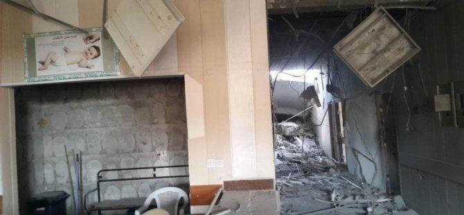 Irak Rejim Güçleri Sivilleri Bombaladı