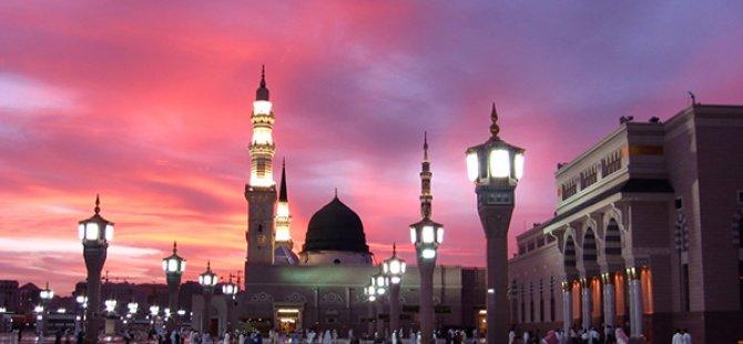 'Hz.Muhammed'in Kabri Taşınacak' İddiasına Yalanlama