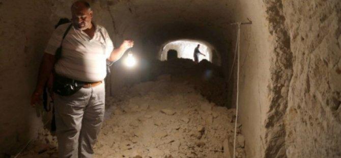İHH'dan Suriye'ye Yeraltı Hastanesi