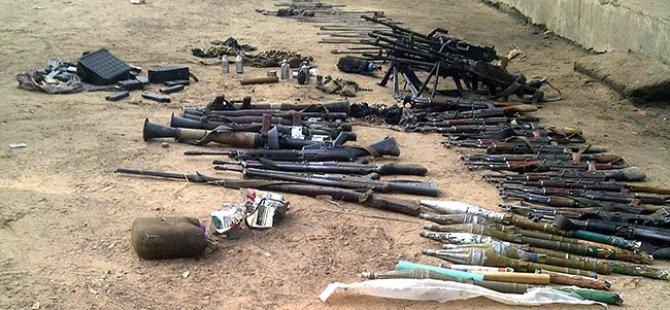 Boko Haram Borno Eyaletini Ele Geçirdi