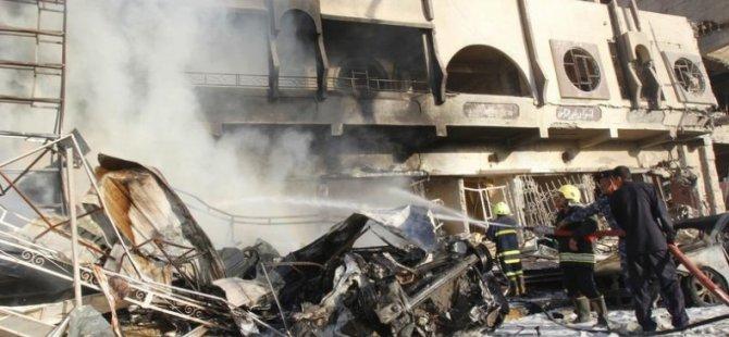 Irak Uçakları Yine Sivilleri Vurdu