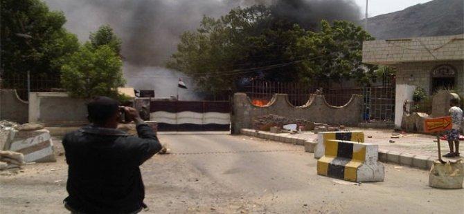 Yemen Ordusundan Husilere Hava Saldırısı