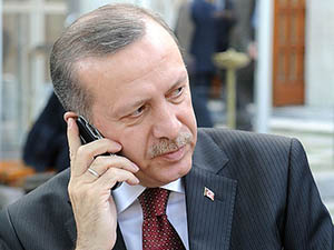 Erdoğan'dan Ölen İşçilerin Ailelerine Taziye