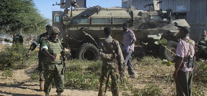 Şebab'dan İntikam: 4 ABD Subayı Öldürüldü