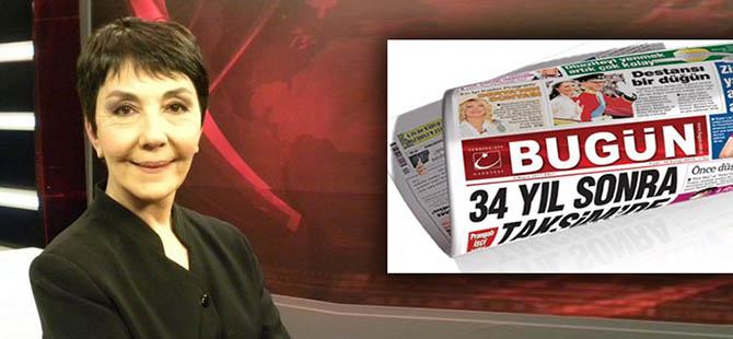 Gülay Göktürk, Bugün Gazetesini Bıraktı