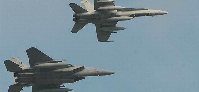 NATO'nun Hava Saldırısında 17 Polis Öldü