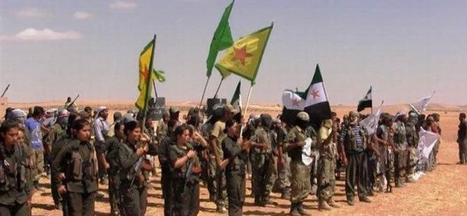 YPG İle Muhaliflerin İşbirliği İddiası Yalan!
