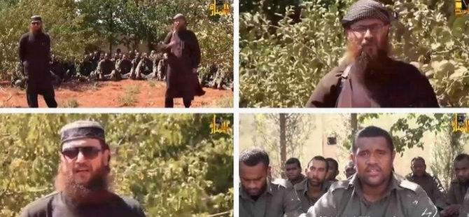Nusra Cephesi BM Askerlerini Serbest Bıraktı (VİDEO)