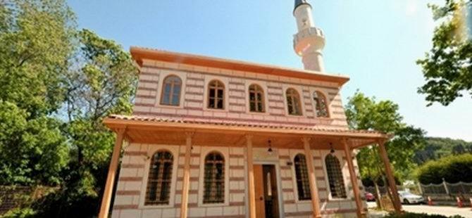 CHP'nin Halk Evi Yaptığı Cami İbadete Açıldı