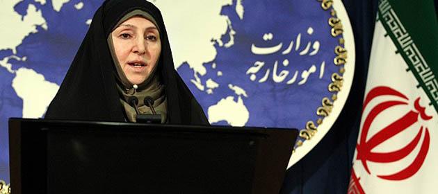 İran Sözcüsü İdamları Kınamadı; Üzüntü Duyduğunu Söyledi