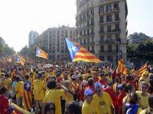 Katalonya'nın Bağımsızlık Talebi