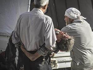 Esed Duma'da Bir Katliama Daha İmza Attı (FOTO-VİDEO)