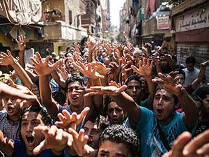 Mısır'daki Gösterilerde Bir Kişi Hayatını Kaybetti