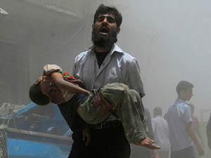 Suriye'de Rejim Güçleri 39 Kişiyi Katletti