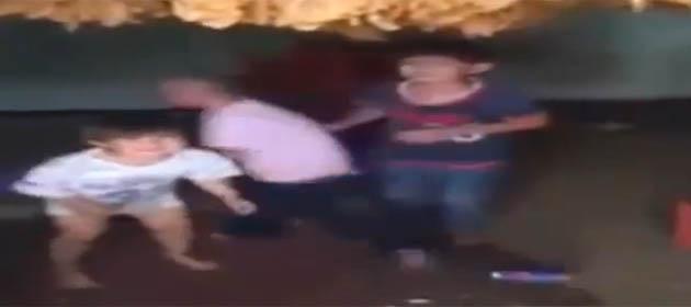 Lübnanlı Askerden Kan Donduran Şaka (VİDEO)