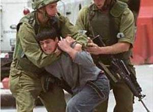 Kudüs ve Çevresinde 800 Kişi Tutuklandı
