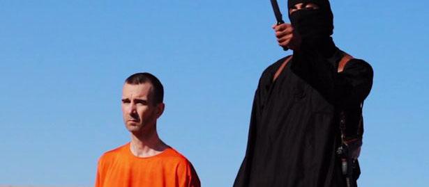 IŞİD, İngiliz Rehine Haines'ı da İnfaz Etti