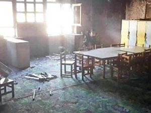 PKK'nın Yeni Hedefi Okullar: 8 Okul Yakıldı!