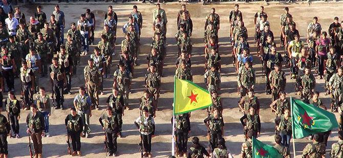 'Devrimci' YPG'den ABD'ye İşbirliği Teklifi