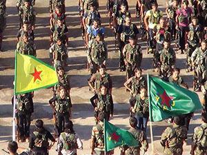 """""""300 YPG Militanı Türkiye Hastanelerinde Tedavi Edildi"""""""