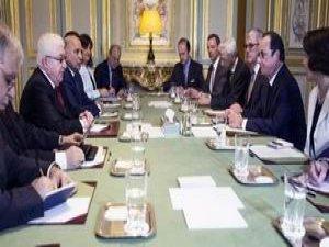 Paris'ten Irak'a Askeri Operasyon Kararı