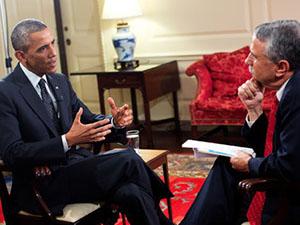 Obama: Suriye'de Bize Uygun Partner Yok!