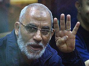 İhvan Lideri Bedii ve 27 Kişiye İdam Cezası Verildi