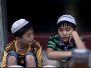 Doğu Türkistan'da Kur'an Okuyan Çocuklara Gözaltı