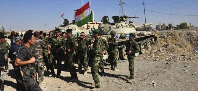 ABD ve Müttefikleri Peşmerge'ye Silah Eğitimi Veriyor