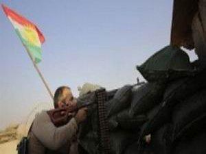 Peşmerge'nin Batı'nın Ağır Silahlarıyla Operasyonu