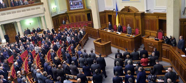 Ukrayna'dan Ayrılıkçılara Özerklik ve Af