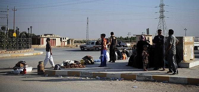IŞİD Telafer'den Çıkışları Yasakladı