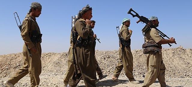 Irak ve Peşmerge Güçleri, ABD Desteğiyle İlerliyor