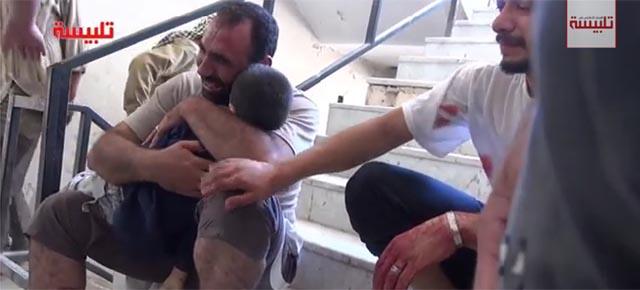 Suriye'de Kurban Bayramında Ateşkes Çağrısı