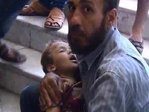 Esed, Suriye'de 83 Kardeşimizi Daha Katletti