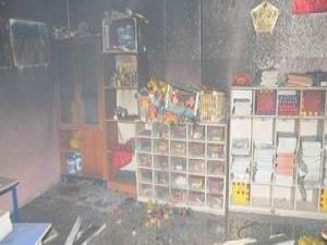 Şırnak'ta Dört Okula Molotoflu Saldırı