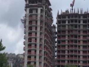 İstanbul'da İnşaattan Düşen İşçi Hayatını Kaybetti