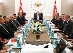 Çankaya'daki Zirveden IŞİD Gündemiyle İlgili Kararlar