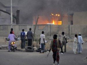 Nijerya'da Okulda Patlama: 15 Ölü