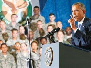 Obama IŞİD'e Özel Operasyon İçin Yetki İstedi