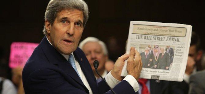 """Hamas: """"Kerry'nin Sözleri Gerçekleşmeyecek Hayallerdir"""""""