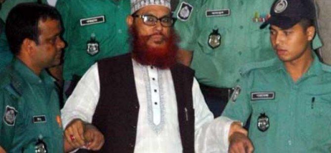 Bangladeş'te Cemaat-İ İslami Liderine Müebbet Hapis