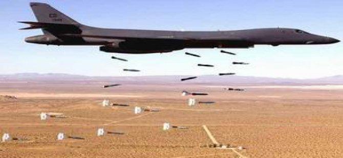 ABD'nin IŞİD'e Saldırısı Birinci Önceliği