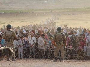 Türkiye Sınırına Yakın 20 Köy IŞİD'in Kontrolüne Geçti