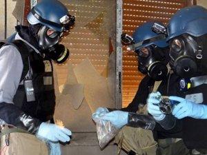 Suriye'de Yeni Kimyasal Tesisler Ortaya Çıktı!