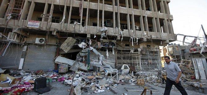 Bağdat'ta Bombalı Saldırılar: 12 Ölü