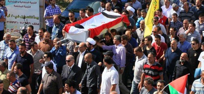 Lübnanlı Alim Hani Fahs Toprağa Verildi